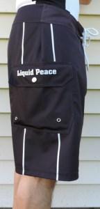 Black Board Shorts-All Purpose
