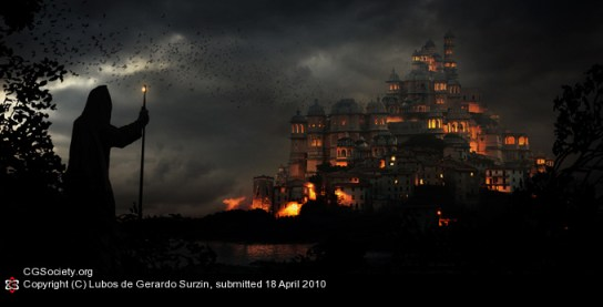 Palace DMP, Lubos de Gerardo Surzin (2D)