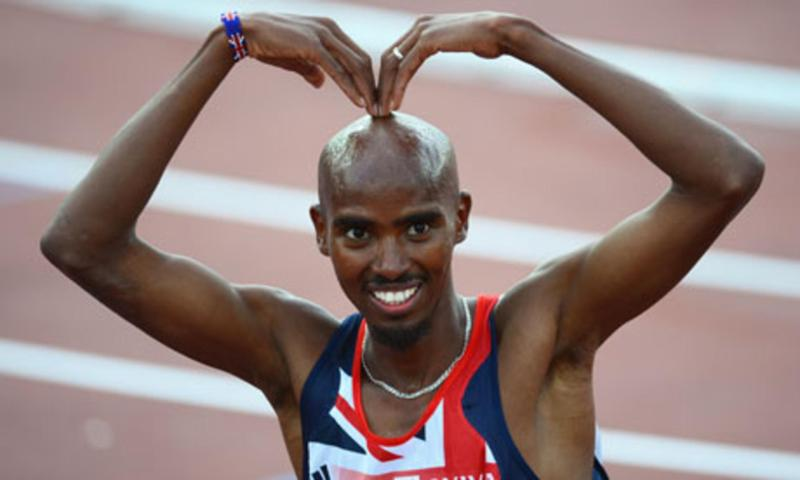 Mo Farah To Line Up In Mens M On Opening Day Of London  Liquidsportsghana