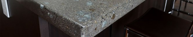 Liquid Stone Studios Concrete Countertops