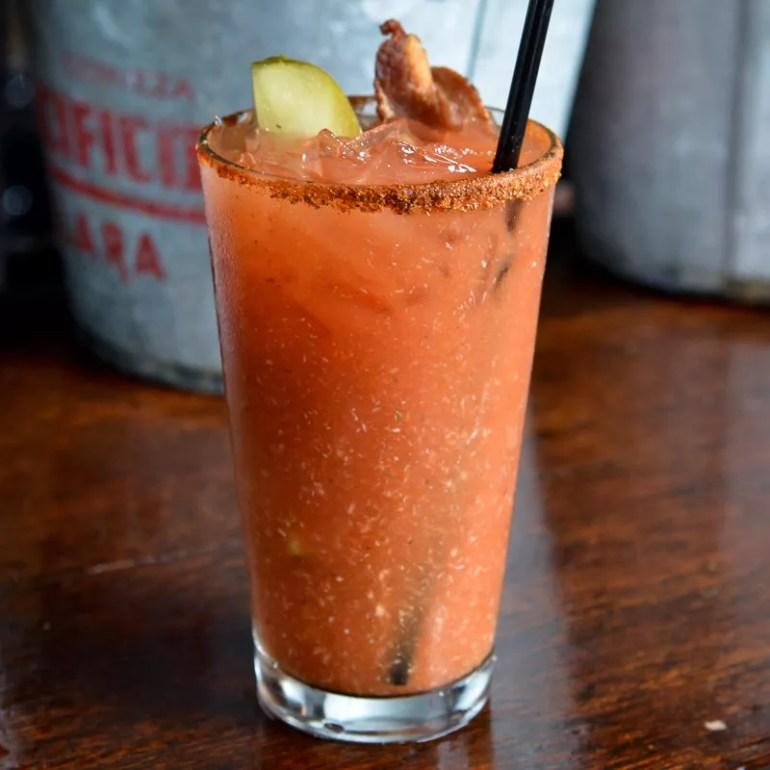 Elixir Bloody Mary