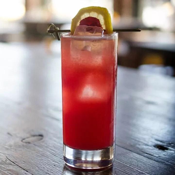 High King Highball cocktail