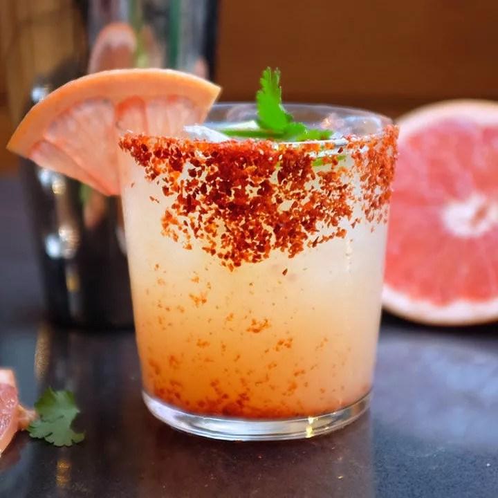 Vida Paloma cocktail