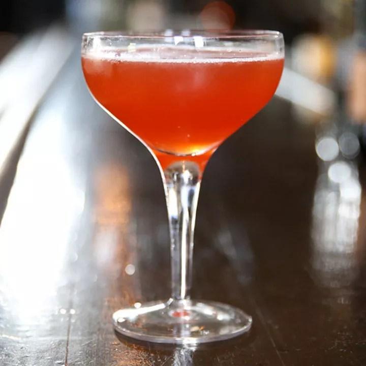 Por Mi Amante cocktail