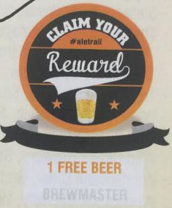 Claim your Reward over 70 free beers with The Beer Book