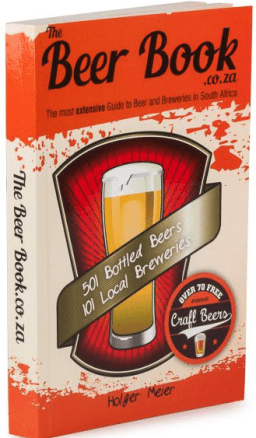 The Beer Book by Holger Meier Ale Trail South Africa