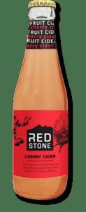 Red Stone cider bottles-u100