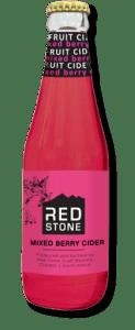 Red Stone cider bottles-u105