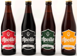 Apollo Brewing Beers