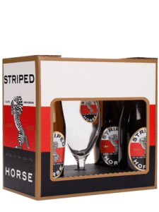 Striped Horse Lager Gift Pack gift-pack-300x400