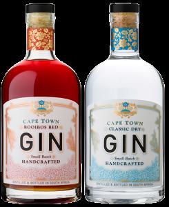 Cape Town Gin Company Range