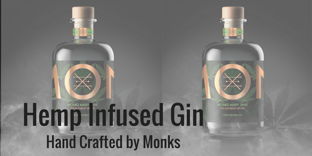 South Africa's first Hemp Infused Gin