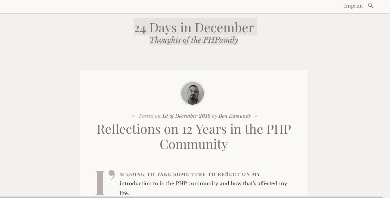24 Days in December Advent Calendar