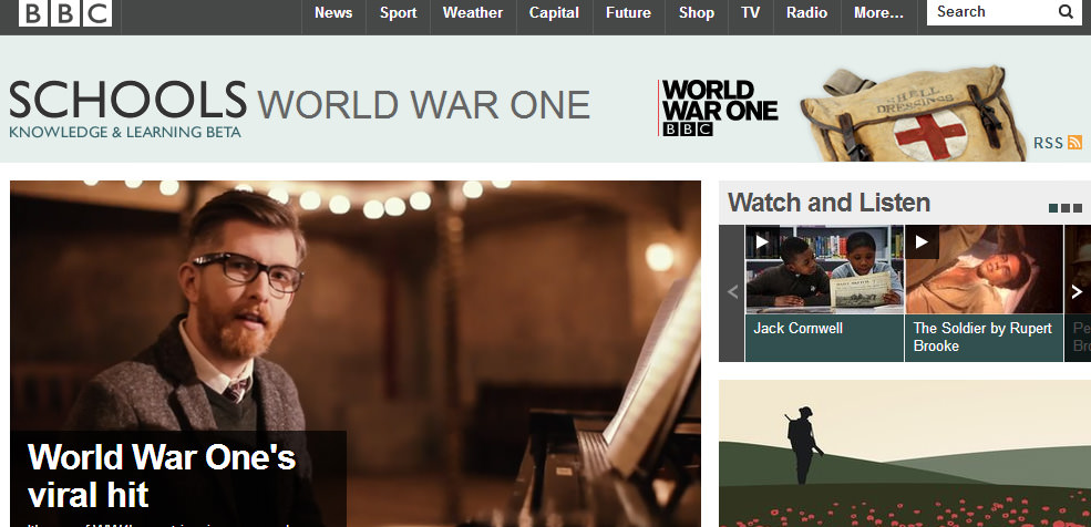 World War 1 BBC Study Guide