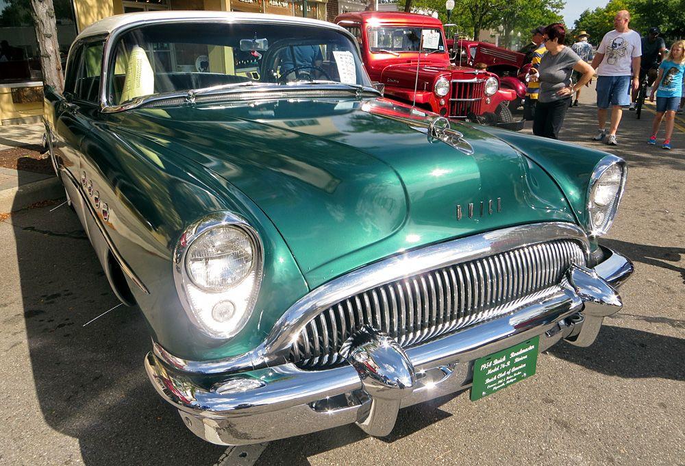 1954 Buick Roadmaster Riviera