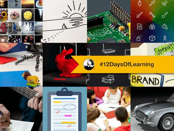 Lynda.com 12 Days of Learning