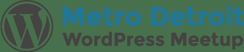 Metro Detroit WordPress Meetup