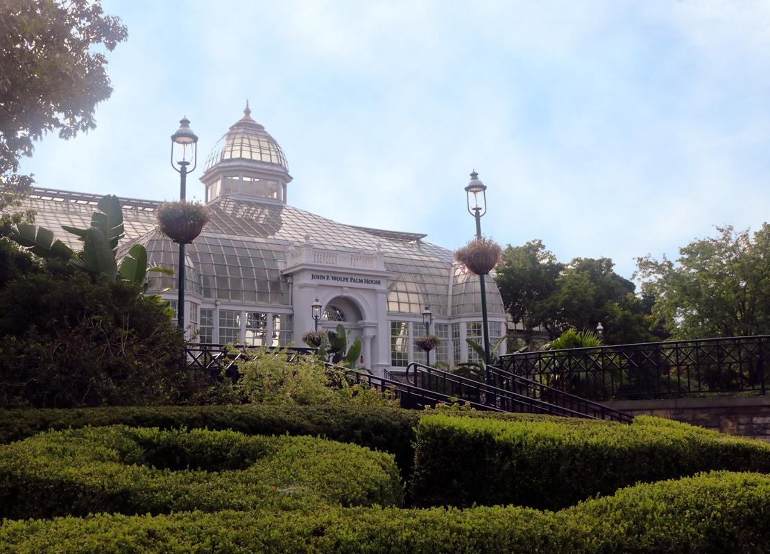 Franklin Park Conservatory Palm House