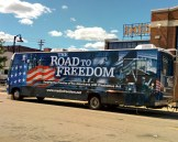 ADA Road to Freedom bus