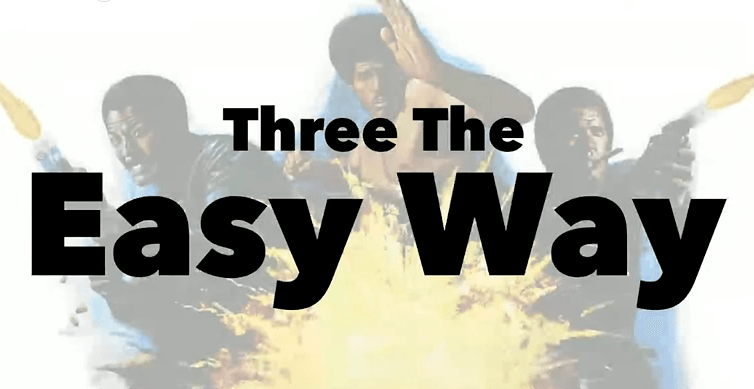 Three the easy way