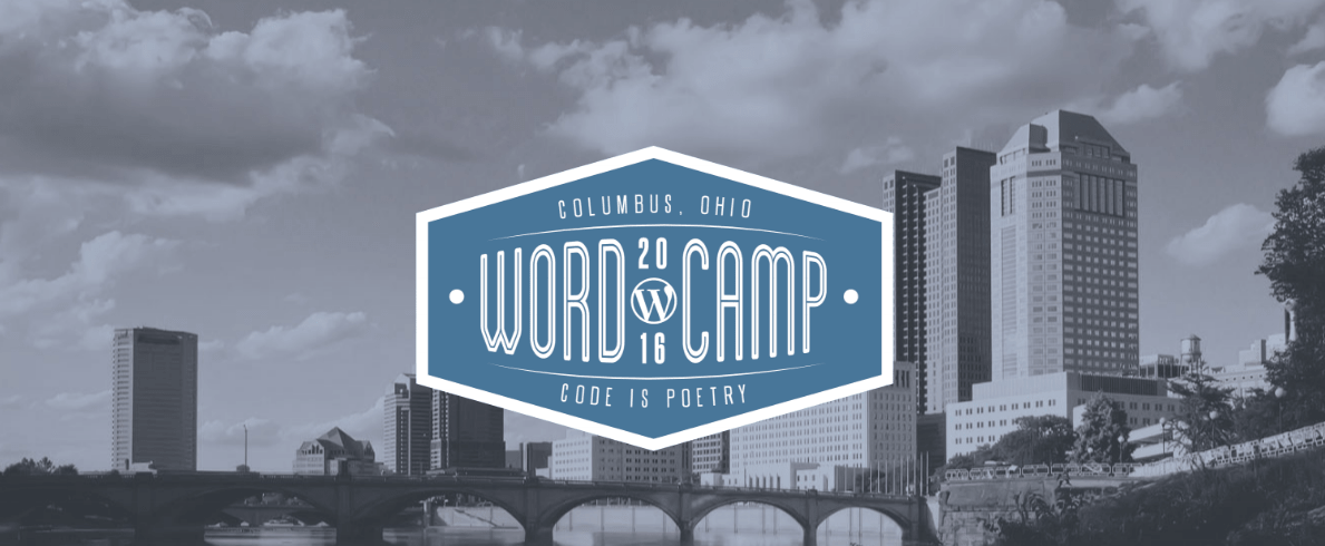 WordCamp Columbus 2016: Code is Poetry