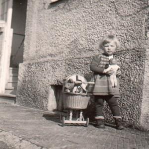 Lisa Fitz in jungen Jahren