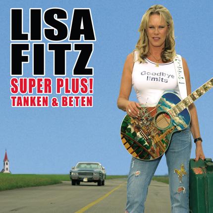"""Lisa Fitz: """"Super Plus""""! TANKEN UND BETEN"""