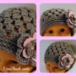 free crochet patterns baby hat