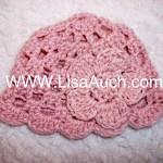 free crochet hat pattern baby