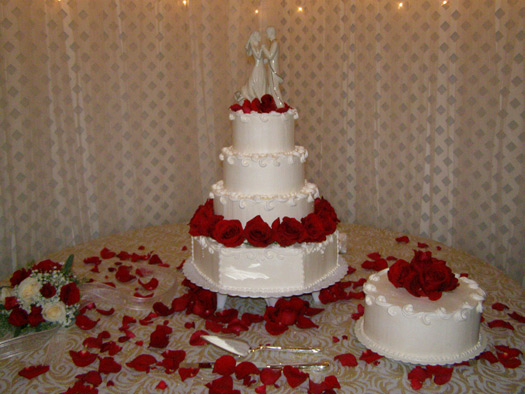Wedding Cakes Lisa Beckers Bakery Custom Cakes And
