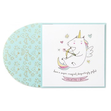 Unicorn Cupid | Valentine's Day | Bird & Quill