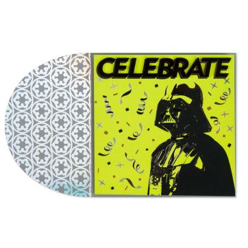 Celebrate | Darth Vader Birthday Card | Star Wars | Bird & Quill