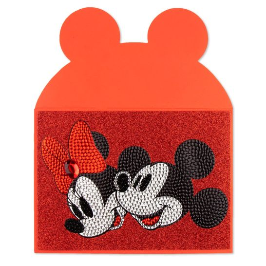 Mickey and Minnie | Blank Card | Disney