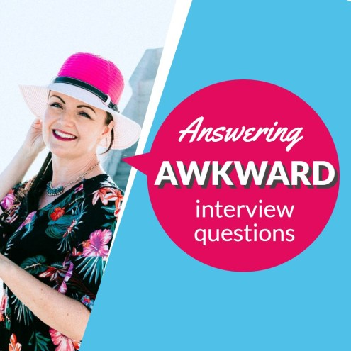 how to answer awkward interview questions