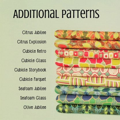 Polka Dot Cottage Patterns, New in 2018
