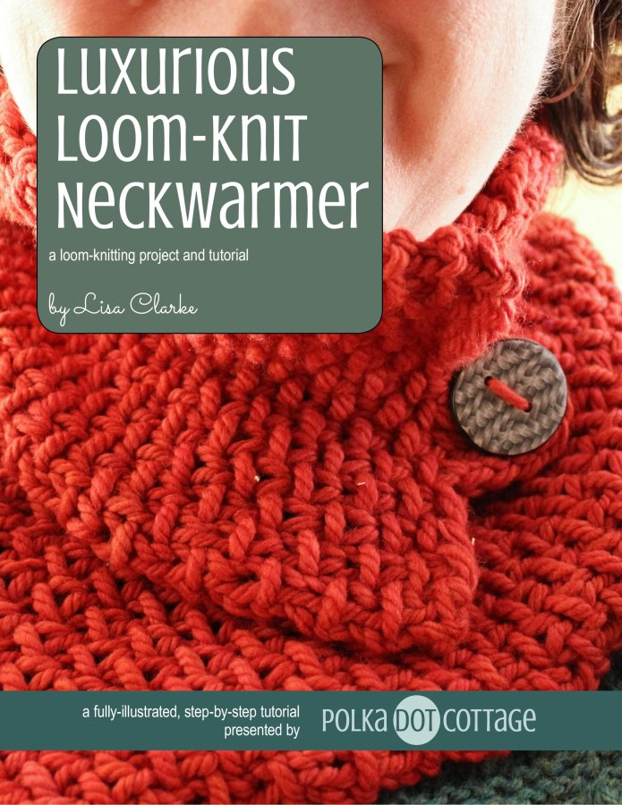 Loom Knitting Archives Polka Dot Cottage
