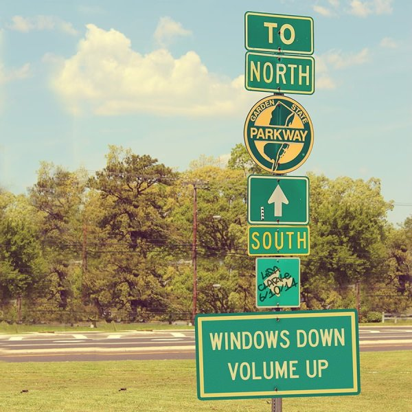 Windows Down Volume Up, a new Summer playlist from Polka Dot Cottage