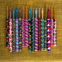 Handcrafted Crochet Hooks
