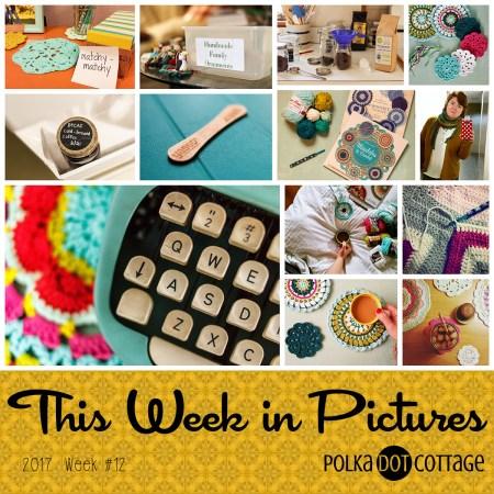 This Week in Pictures, Week 12, 2017