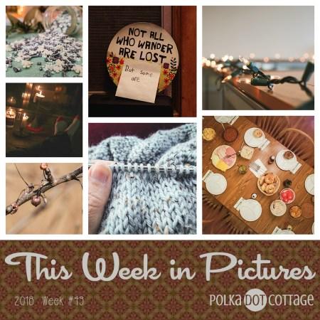 This Week in Pictures, Week 49, 2018
