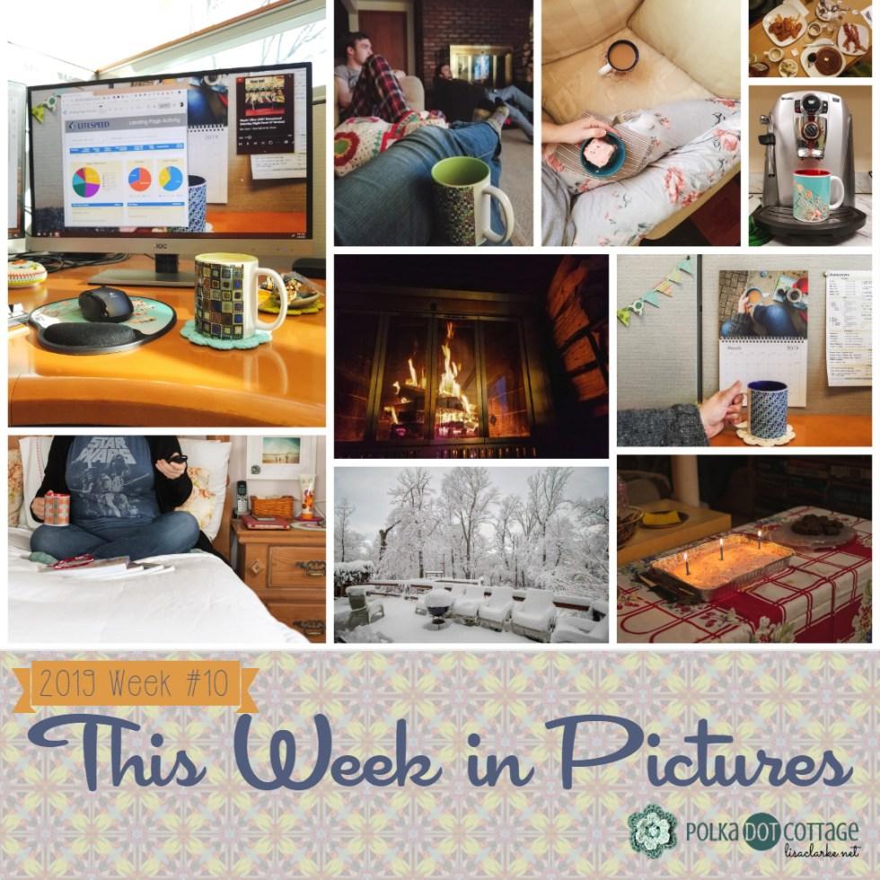 This Week in Pictures, Week 10, 2019