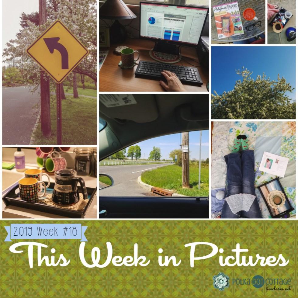 This Week in Pictures, Week 18, 2019