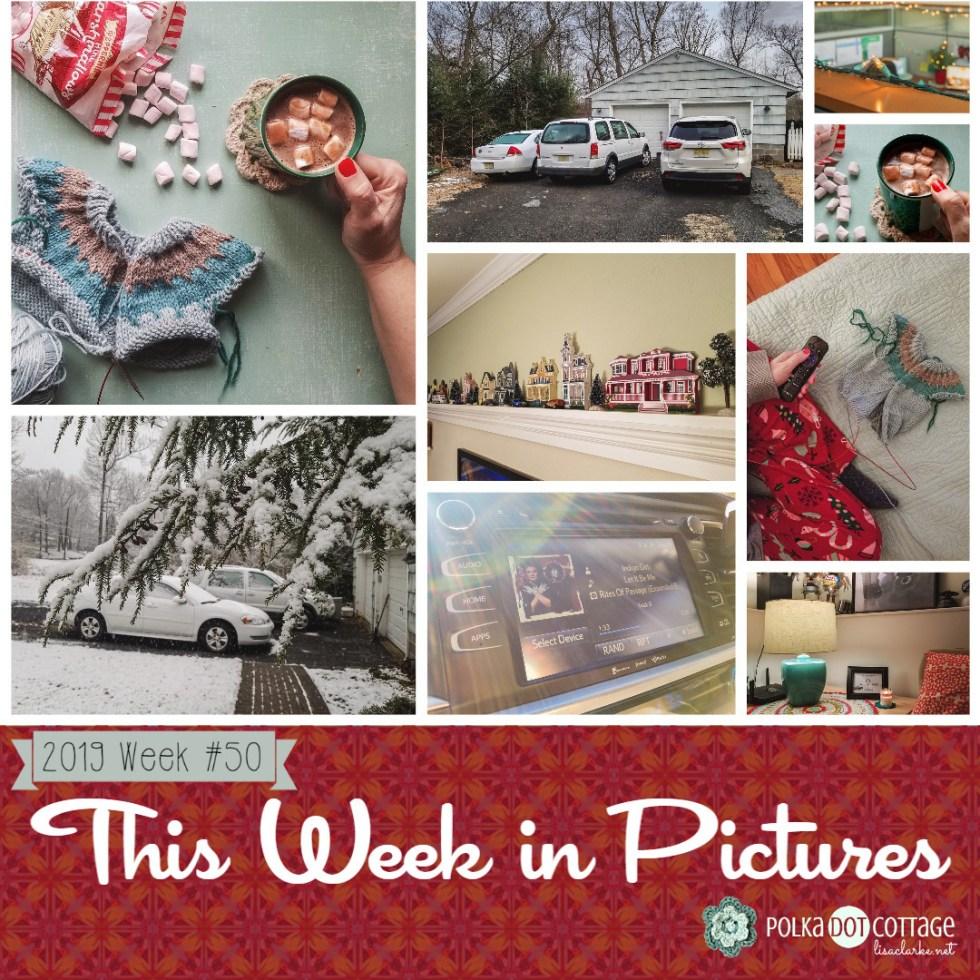 This Week in Pictures, Week 50, 2019