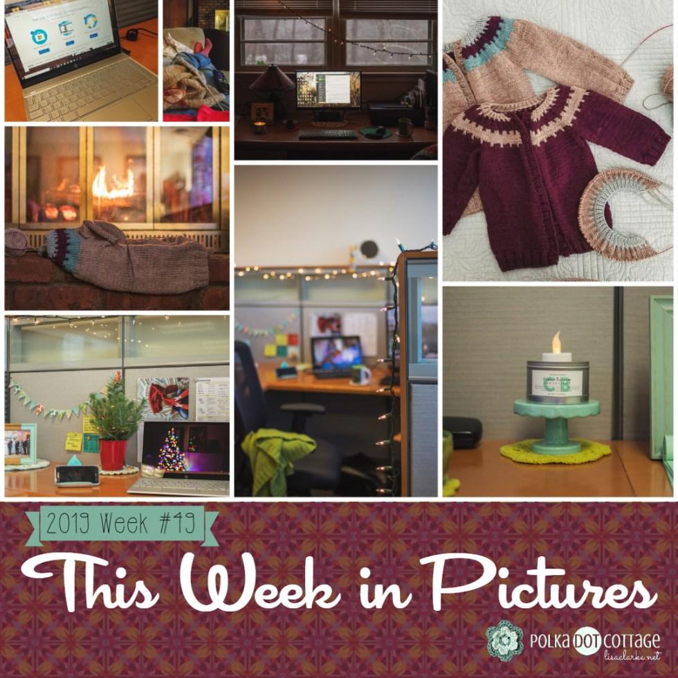 This Week in Pictures, Week 49, 2019