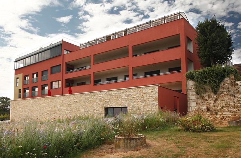 Maison de retraite (Moutiers St Jean 21)