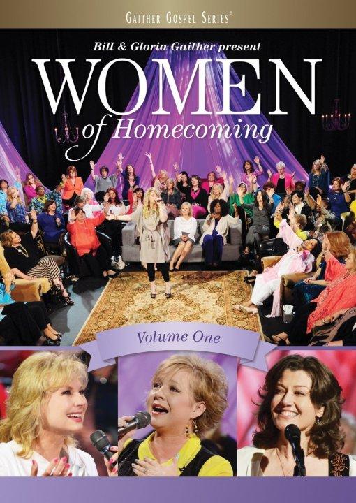 Women of Homecoming DVD