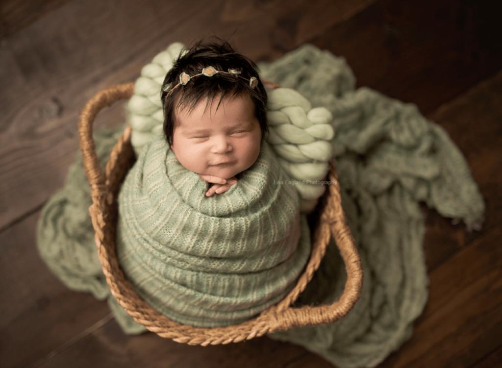 Lisa England Photography | San Diego Newborn Baby Photographer