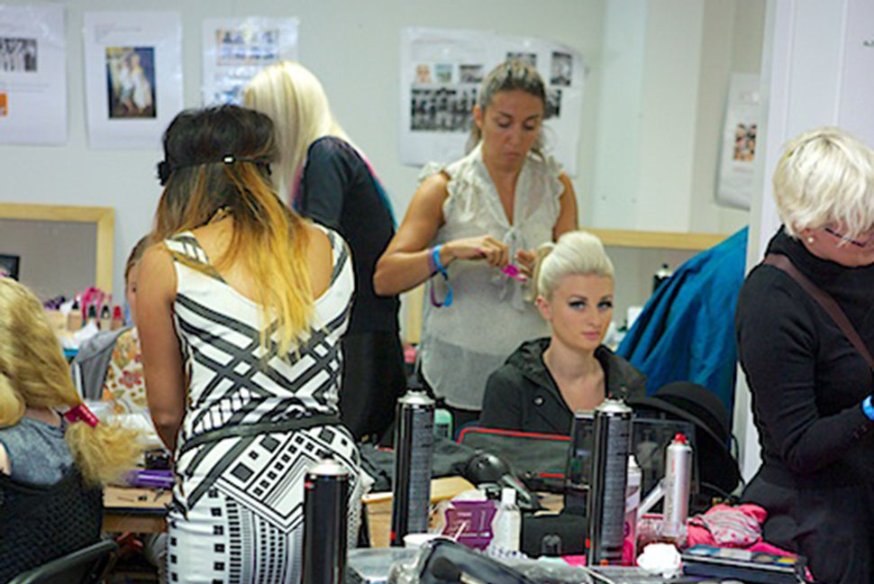 Lisa George Hair And Make Up Consultancy