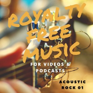 royalty free music Acoustic Rock