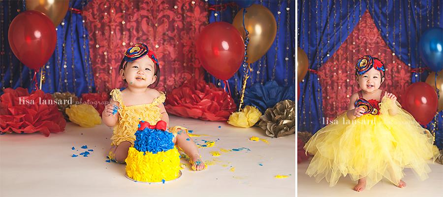 Cake Smash Photos Winnipeg Lisa Lansard Photography Lisa Lansard Photography